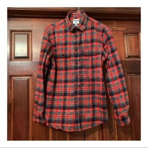 Old Navy Flannel Shirt M
